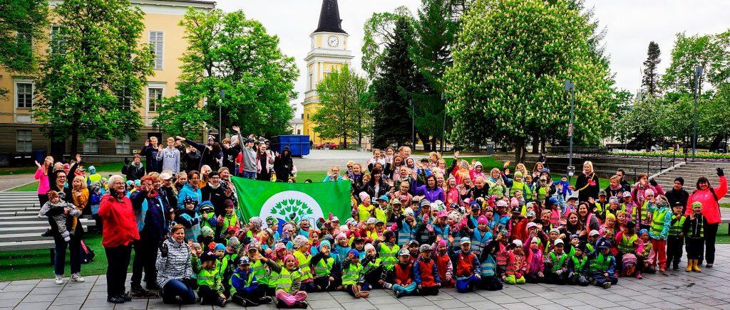 Vihreälippu_yhteiskuva_Tampere